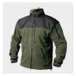 Куртка CLASSIC ARMY - Fleece - олива/черная